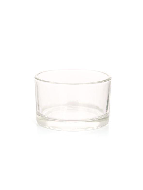 Clear Glass Votive
