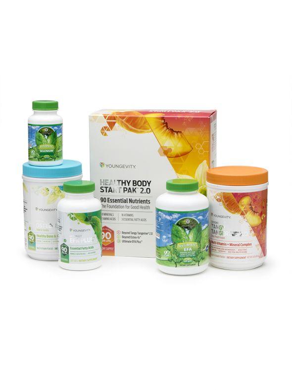 Healthy Body Brain and Heart Pak™ 2.0