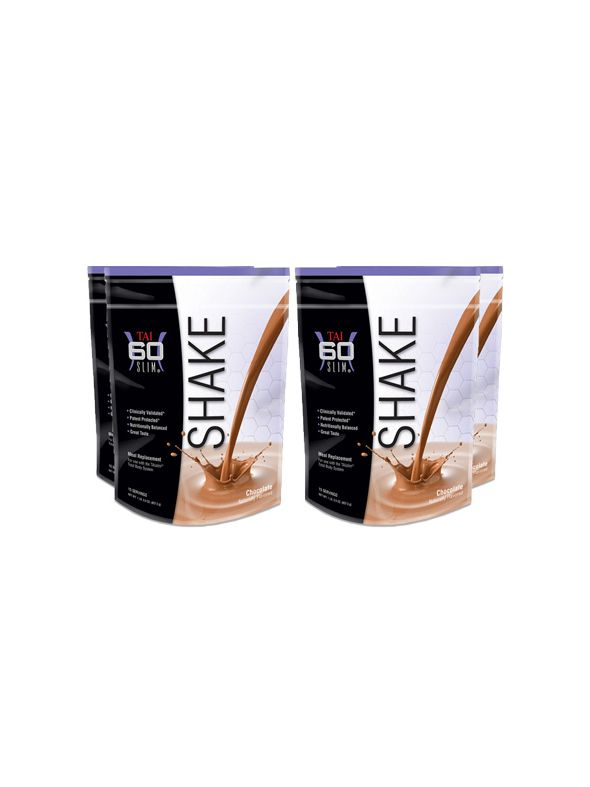 Shape Pack 1 (4 Chocolate SHAKEs)