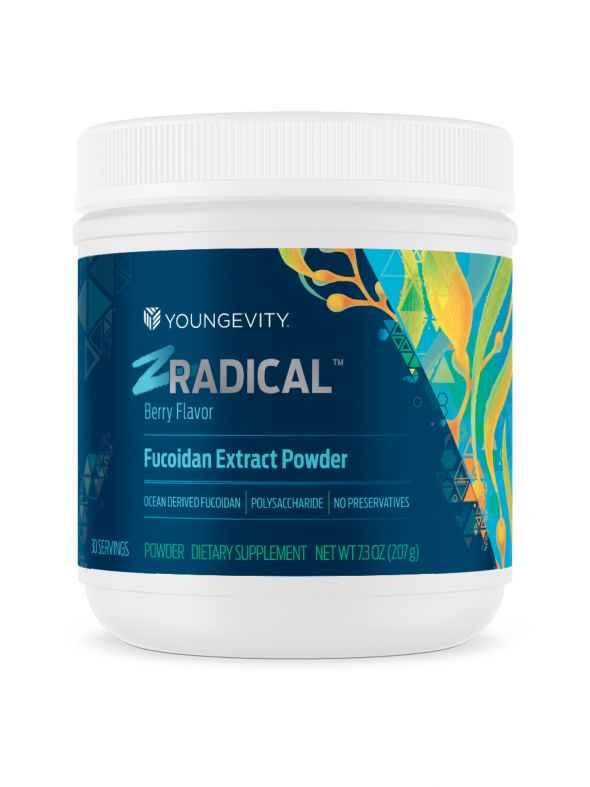 ZRadical™ Powder Canister (207G)